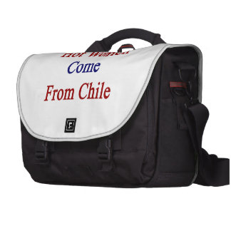 Hot Women Come From Chile Bag For Laptop