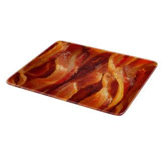 Hot Yummy Salty Bacon Decor Cutting Board