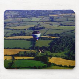 Hotair Ballon And View Mousepad