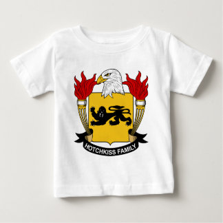 Hotchkiss Family Crest Baby T-Shirt