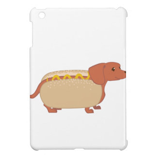 Hotdog Dog iPad Mini Covers