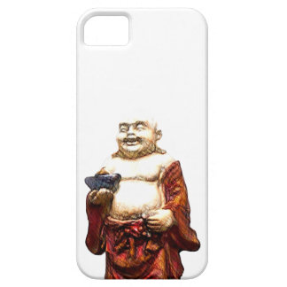 Hotei Laughing Buddha iPhone 5 Case