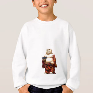 Hotei Laughing Buddha Sweatshirt