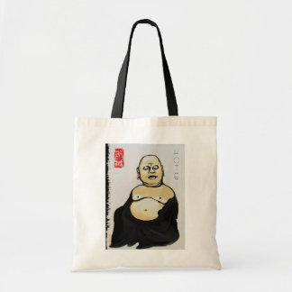 Hotei Laughing Buddha Tote Bag