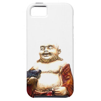 Hotei Laughing Buddha Tough iPhone 5 Case