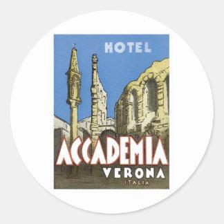 Hotel Accademia Verona Sticker