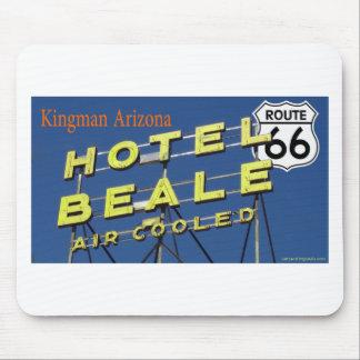 Hotel Beale Route 66 Kingman Arizona 2 Mouse Pad