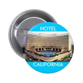 Hotel California Pins