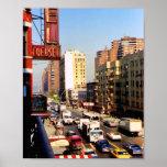 Hotel Chelsea, 8 x 10, New York City, Print
