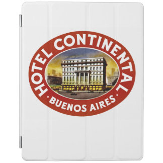 Hotel Continental Buenos Aires iPad Cover