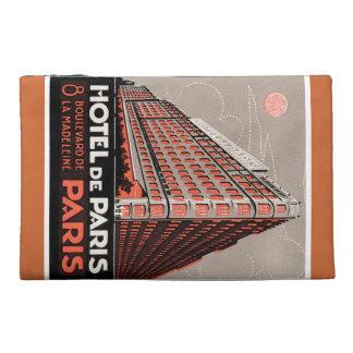 Hotel de Paris Travel Accessory Bag