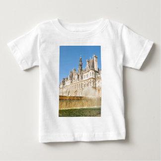 Hotel de Ville (City Hall) in Paris, France Baby T-Shirt