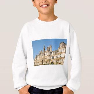 Hotel de Ville in Paris, France Sweatshirt