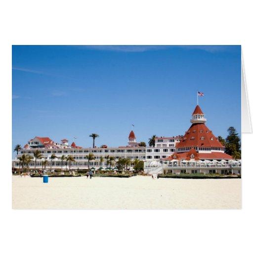 Hotel del Coronado9 Greeting Cards