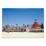 Hotel del Coronado9 Greeting Card