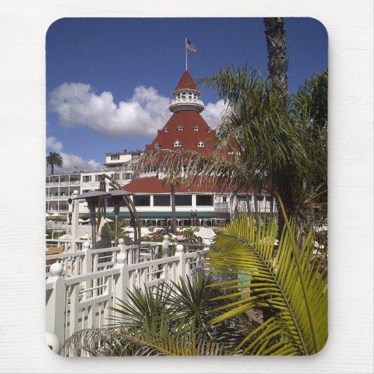 Hotel Del Mouse Mat