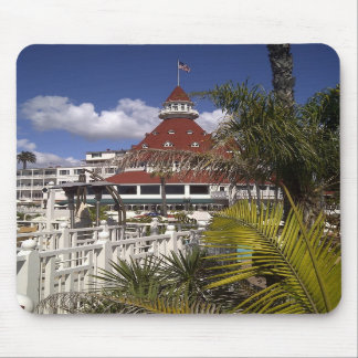 Hotel Del Mouse Pads