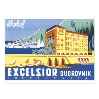 Hotel Excelsior Dubrovnik Postcards