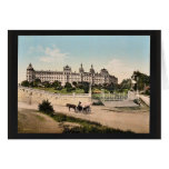 Hotel Excelsior, Regina Palace, Cimiez, Nice, Fran