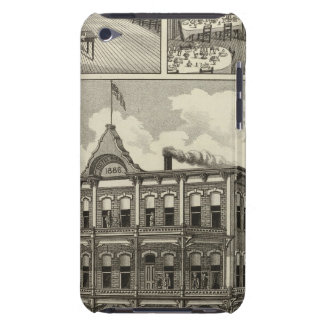 Hotel Hicks, Stockton, Kansas Case-Mate iPod Touch Case