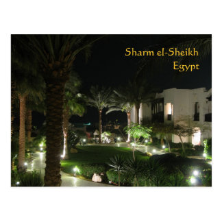 Hotel in Sharm el-Sheikh Postcard