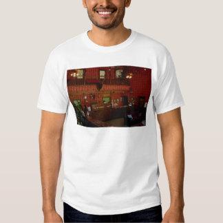 Hotel lobby, Lajitas, Big Bend National Park, Texa Tee Shirts