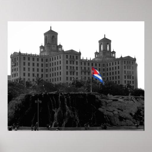 Hotel Nacional De Cuba Poster