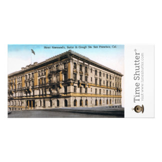 Hotel Normandie Photo Cards