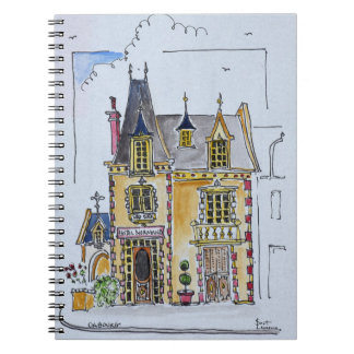 Hotel Normandy | Cobourg, France Notebooks