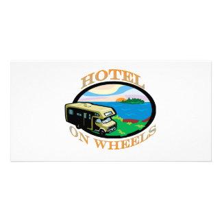 hotel-on-wheels photo card
