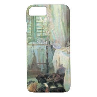 Hotel Room by Sargent, Vintage Victorian Fine Art iPhone 7 Case