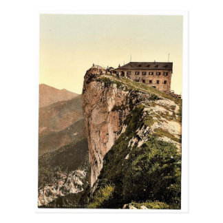 Hotel Schafberg, Upper Austria, Austro-Hungary cla Postcard