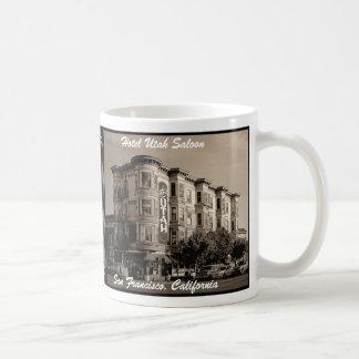 Hotel Utah Saloon souvenir coffee mug
