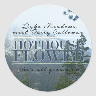 Hothouse Flower Sticker