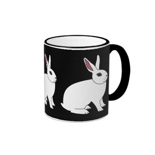 Hotot Rabbit Mug