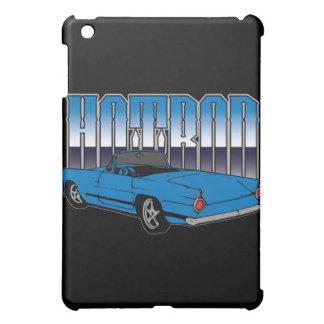 Hotrod Classic Sports Cars Chrome Motor  Case For The iPad Mini