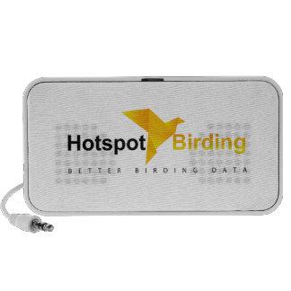 HotSpot Birding Travel Speaker