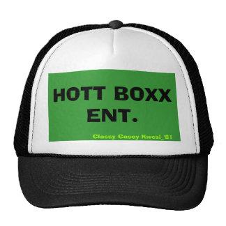 HOTT BOXX ENT., Classy Casey Kwesi_'81 Cap