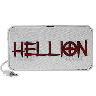Hotter Than Hell Hellion Doodle Speaker