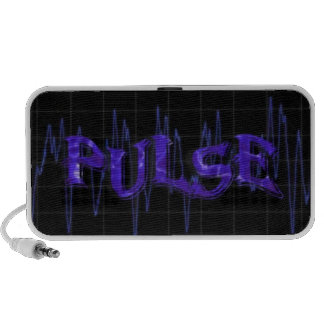 Hotter Than Hell Pulse Doodle Speaker