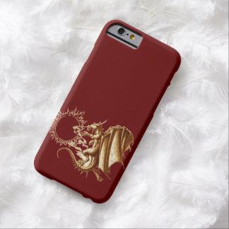 Hotter Than the Sun Barely There iPhone 6 Case