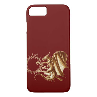 Hotter Than the Sun iPhone 7 Case