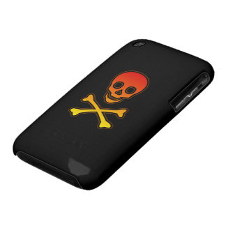 HotterThanHell Skull iPhone 3G/3GS Casemate case