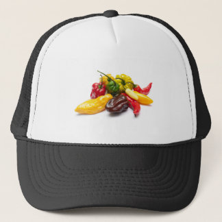 Hottest chilies trucker hat