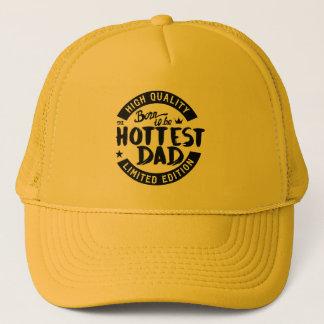 hottest dad trucker hat