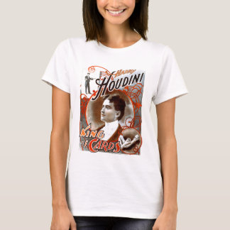 Houdini - King of Cards T-Shirt