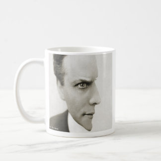 Houdini Optical Illusion Coffee Mug