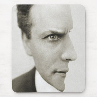 Houdini Optical Illusion Mouse Mat