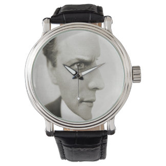 Houdini Optical Illusion Watch