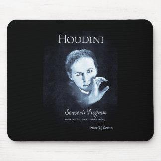 Houdini Souvenir Program 1926-27 Tour Mouse Pad